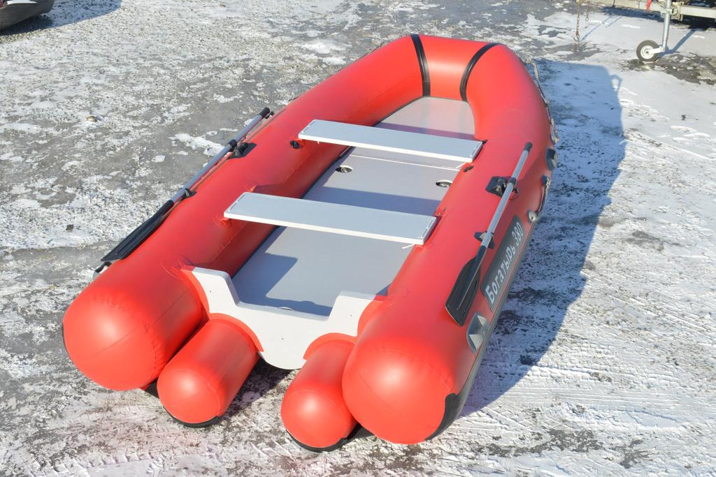 Плюсы жесткой лодки